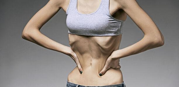 Magersüchtig Anorexie: Effektive